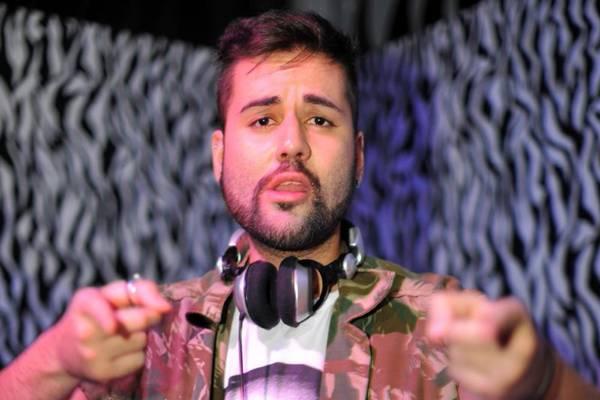 DJ Bruno Antun se apresenta na noite (Luis Xavier de França/Esp. CB/D.A Press)