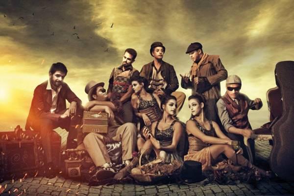 A banda se apresenta em 25 de abril, no Minas Brasília Tênis Clube (Luiza Prado/Wil Minetto Arte)