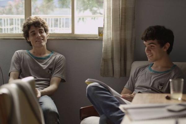 Dirigido pelo brasileiro Daniel Ribeiro, o longa foi premiado em Berlim (Lacuna Filmes/divulgação)