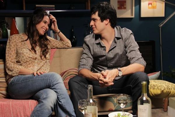 Mateus Solano e Fernanda Machado constroem personagens complexos   (Downtown Filmes/Divulgação)
