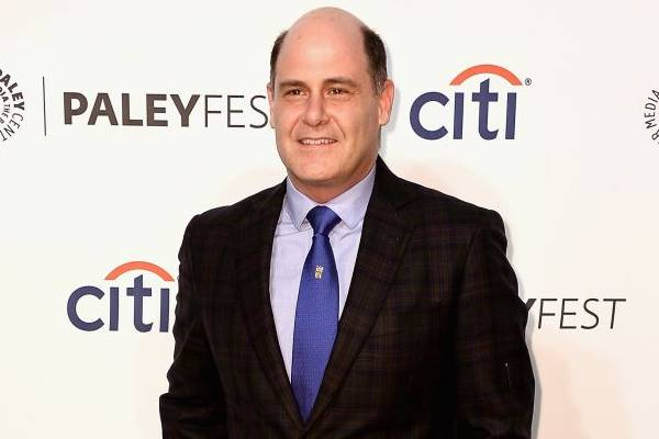 Matthew Weiner: a série representa um marco na carreira dos atores (Frazer Harrison/Getty Images/AFP)