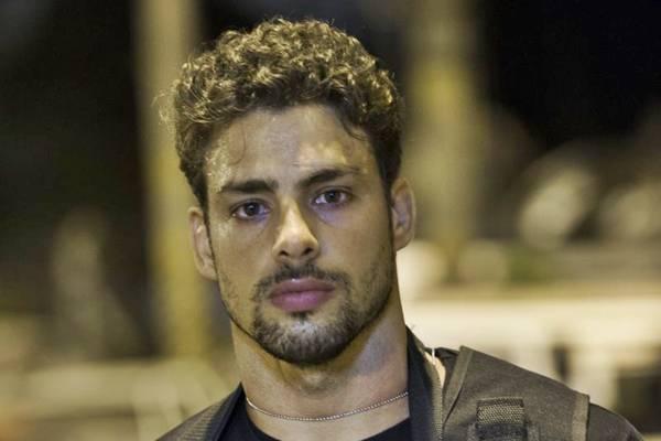 Quase sem descanso, o ator estreia nova série na Globo (Alex Carvalho/Tv Globo)