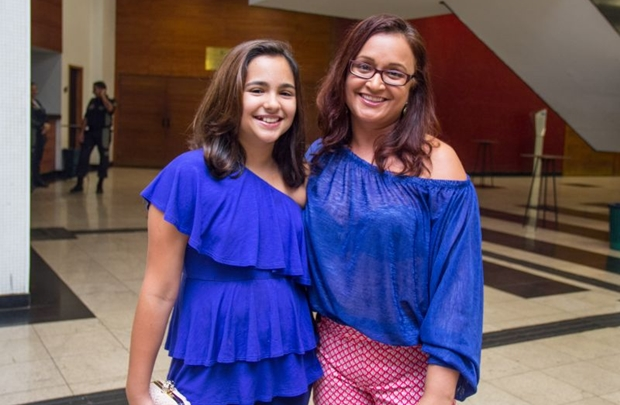 Ana Carolina e Alessandra Leal  (Romulo Juracy/Esp. CB/D.A Press)