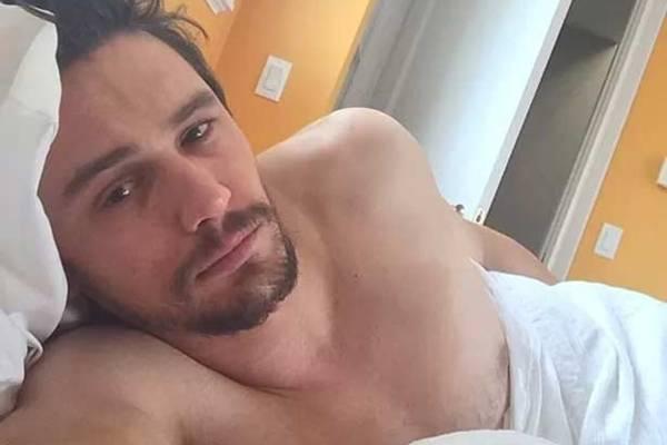 Ator James Franco (Reprodução/Instagram)