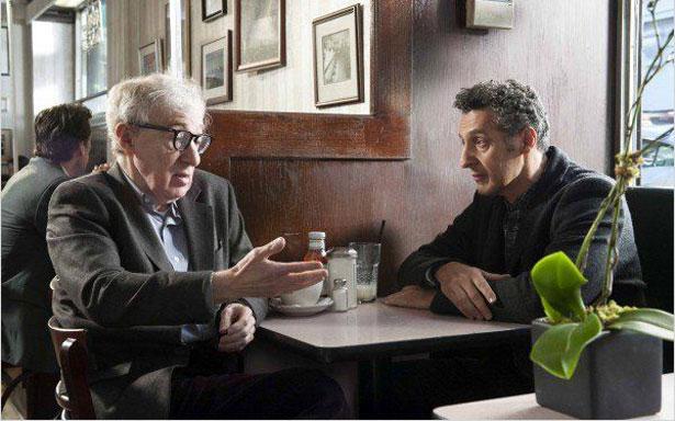 Woody Allen e John Turturro e 'Amante a domicilio' (IMAGE FILMES/DIVULGAÇÃO)