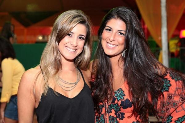 Ana Luiza Campolina e Ana Beatriz Arruda  ( Shodo Yassunaga/Divulgação)