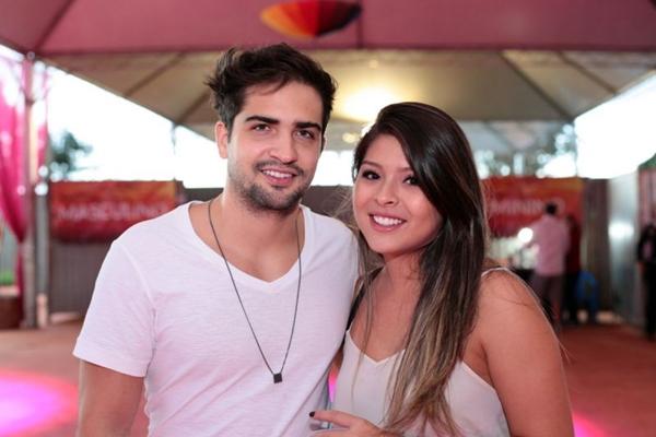 Bruno Monteiro e Jéssica Simabuku ( Shodo Yassunaga/Divulgação)