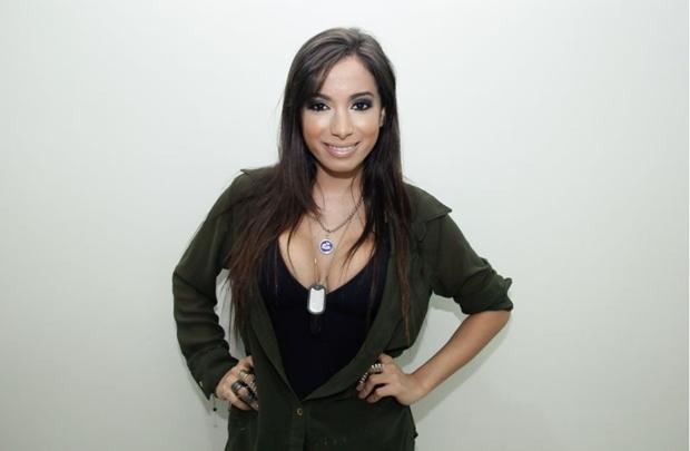 A cantora faz apresentação única em Brasília, nesta quinta-feira (17/4) (Rômulo Juracy/Divulgação)