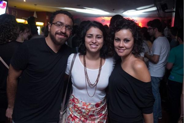 Andrei Nunes, Sheila Phelipo e Juliana Arraes (Romulo Juracy/Esp. CB/D.A Press)