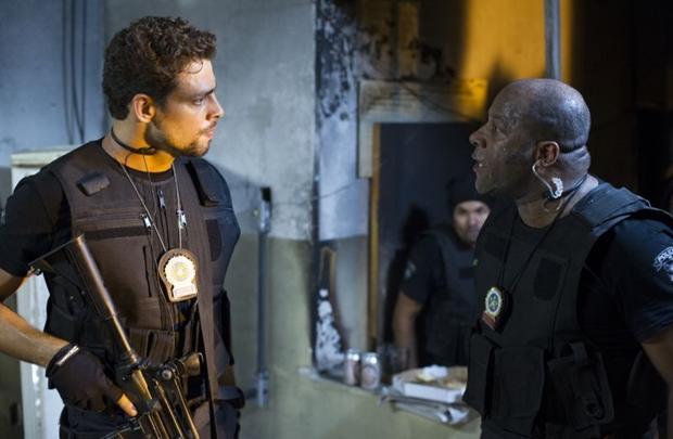 Cauã Reymond protagoniza a série policial O Caçador  (Estevam Avellar/Divulgação)