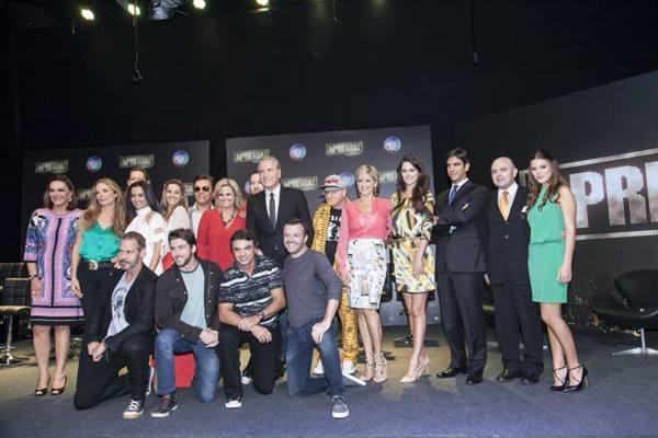 Programa contará com atletas, modelos e socialites no elenco (Record/Divulgação)