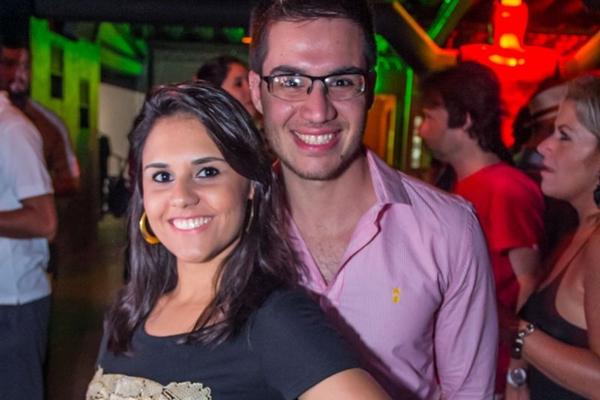Paloma Nunes e Marcos Cardino (Romulo Juracy/Esp. CB/D.A Press)