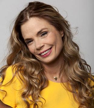 Alexia foi a primeira demitida do programa (Edu Moraes/Record/Divulgação)