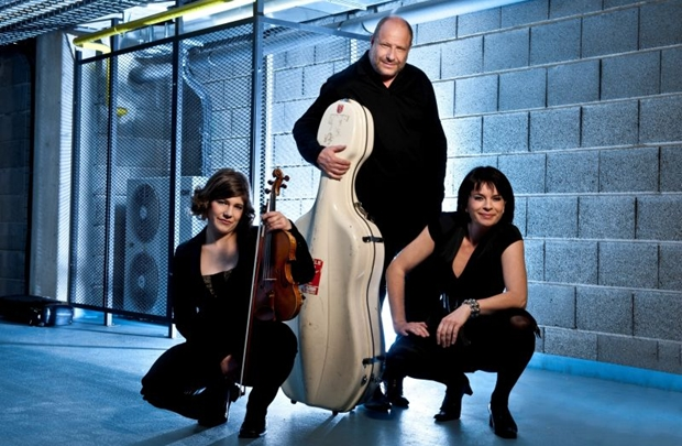 Integrantes do Trio Smetana, que se apresenta nesta quinta-feira (24/4) (Trio Smetana Integrantes/Divulgação )