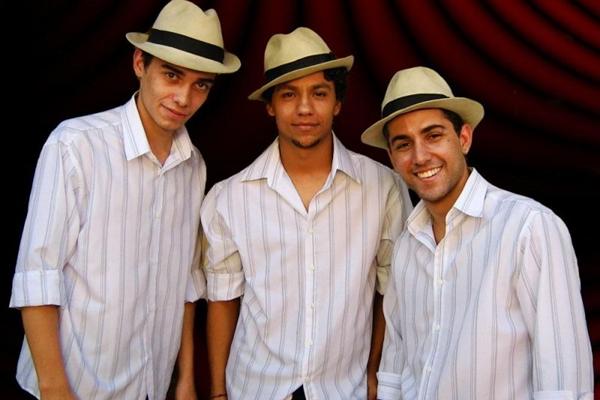 Banda Meketrefe ( Gilson Mendes/Divulgacao)