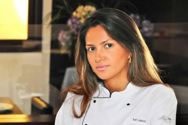 Tatiana Lisboa, do Rio Bistrô e Lounge: com formação em Nova York, a chef é representante da nova gastronomia candanga  (Arquivo Pessoal)