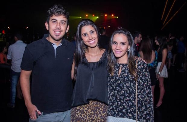 Salon Thomáz, Thaís Ferreira e Enaíle Gabriela (Romulo Juracy/Esp. CB/D.A Press)