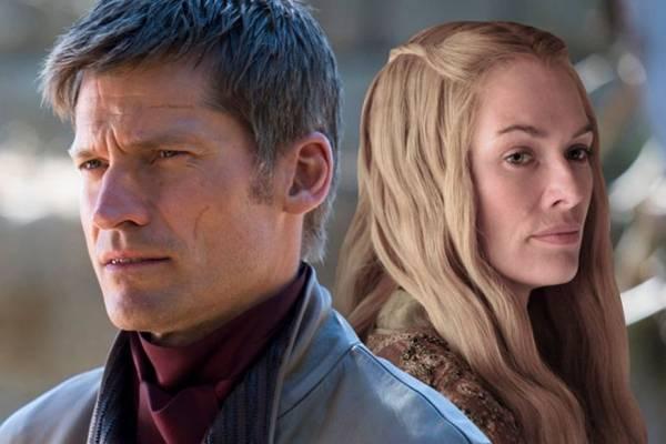 No episódio 'Quebradora de correntes', Jaime Lannister violenta a irmã e amante Cersei durante velório (HBO/Divulgação)