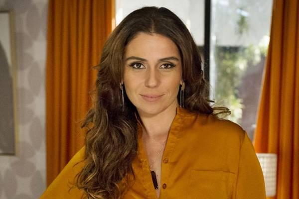 Giovana Antonelli encerrou a participação em Salvo Jorge e já faz parte do elenco de 'Em família' (Alex Carvalho/TV Globo)