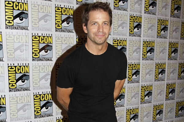 Diretor Zack Snyder (Valerie Macon/AFP Photo)