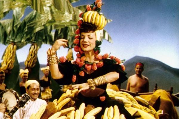 Camen Miranda %u2014 Banana is my buisness é uma das atrações do festival, que começa hoje: resgate do passado, sem perder de vista aspectos inovadores   (Festival É Tudo Verdade 2014/Divulgação)
