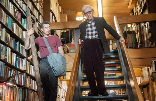 Woody Allen mostra sua porção ator em Amante a domicílio ( Imagens Filme/Divulgação)