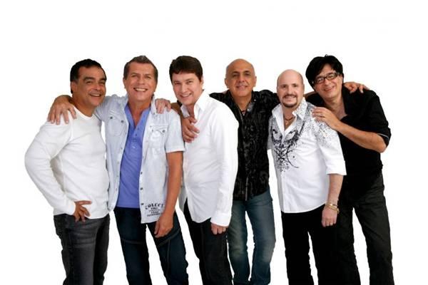 O grupo se apresenta neste sábado em Brasília ( Andre Vanderley/Divulgação)