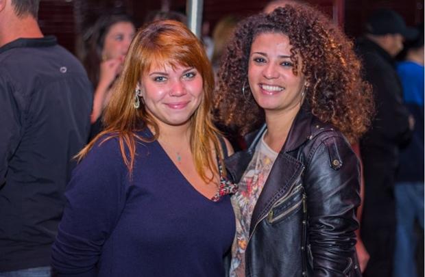 Camila Fernandes e Ingrid Soares (Romulo Juracy/Esp. CB/D.A Press)