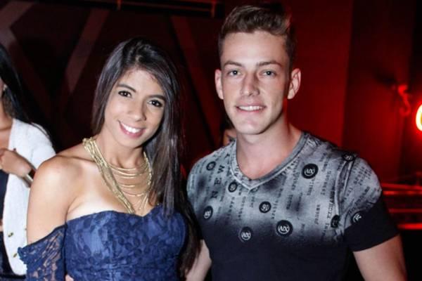 Rayssa Lima e Marco Túlio Antunes (Romulo Juracy/Esp. CB/D.A Press)