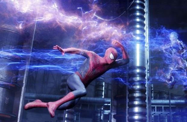 O Homem-Aranha precisa defender Nova York do vilão Electro (Sony Pictures/Divulgação)