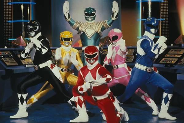 Nova franquia para Power Rangers é anunciada ( Sadan Brands/Divulgação)