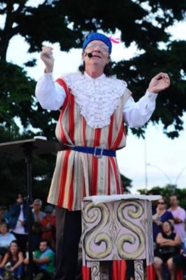 Maestro Jorge Antunes volta a levar ópera às ruas do Distrito Federal (Manuelzinho da UnB/Divulgação)