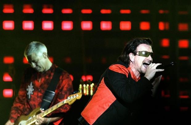 Bono Vox: cantor de sucesso e ativista em cartaz no canal Bio ( Maurilio Cheli/EFE/Agencia O Globo)