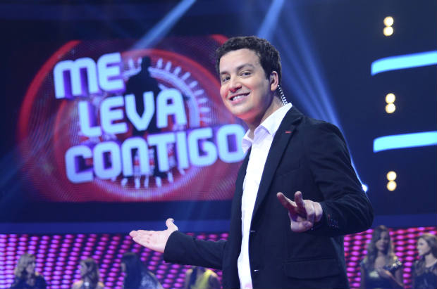 O apresentador fazia parte do programa CQC, da Band (Antonio Chahestian/Record)