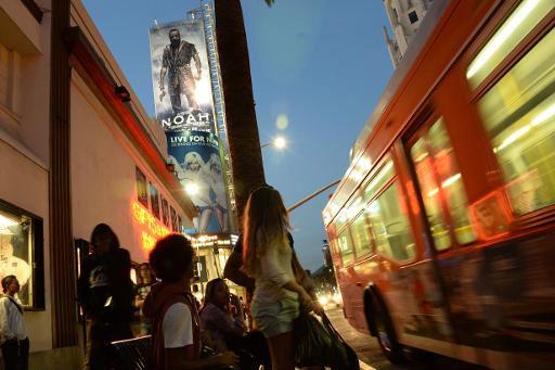 China impede exibição de filme Noé (AFP/Arquivos Robyn Beck)