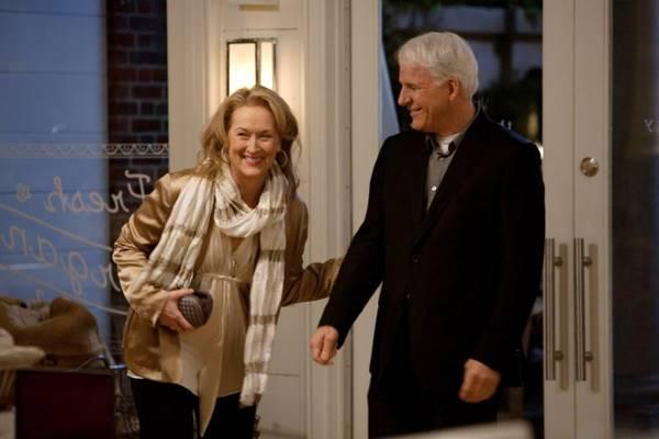 Meryl Streep vive a mãe de três filhos, em Simplesmente complicado (Universal Pictures/Divulgação)