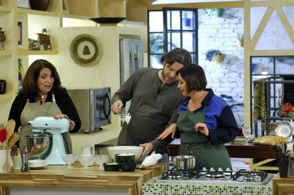 Brasil no prato ensinará receitas da família Bertolazzi (Fox/Divulgação)
