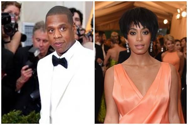 Jay-Z teria sido agredido pela irmã de Beyoncé, Solange, ao sair de um elevador depois de uma festa