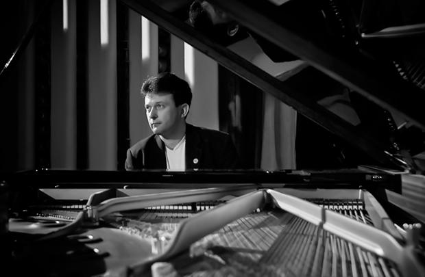 Pianista polonês Rafal Luszczewski (Divulgação )