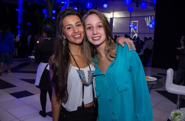 Ana Carolina Ferraz e Beatriz Scandiuzzi (Romulo Juracy/Esp. CB/D.A Press)
