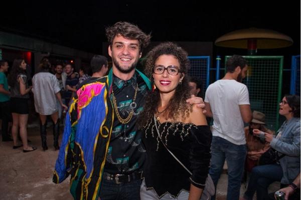 Márcio Perretti e Gislaine Rodrigues  (Romulo Juracy/Esp. CB/D.A Press)