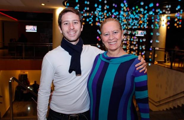 Yuri e Beth Nogueira (Romulo Juracy/Esp. CB/D.A Press)