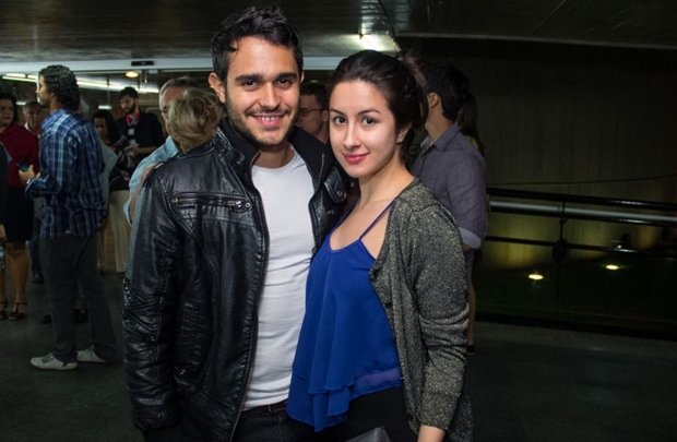 Felipe Valadares e Thaylla Gomes (Romulo Juracy/Esp. CB/D.A Press)
