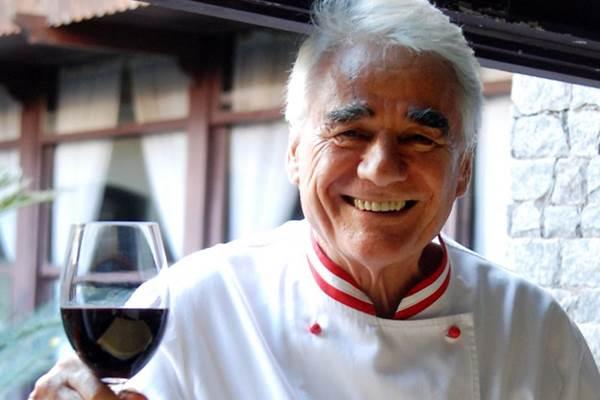 O austríaco Volkmar Wendlinger será anfitrião de evento que reunirá restaurantes de todo o país (Casa da Suíça/Divulgação)