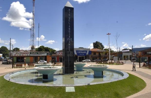 O ar interiorano ainda domina a cidade de cerca de 40 mil habitantes  (Breno Fortes/CB/D.A Press)