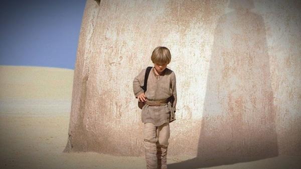 ena do filme Star Wars - Episódio 1 - A ameaça fantasma (FOX/Divulgação)