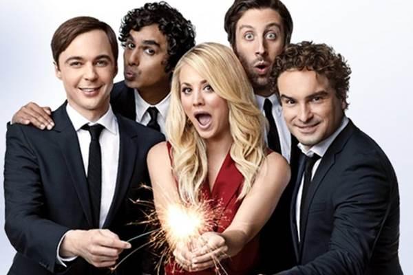 The Big Bang Theory teve uma renovação tripla sendo anunciada dez temporadas  (Warner Bros/Divulgação )