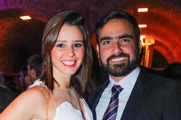 Raquel Januário e Lucas Felipe  ( Romulo Juracy/Esp. CB/D.A Press)