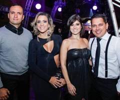 Ricardo Vieira, Renata Monneral, Fernanda Girotto e Fernando Marques  ( Romulo Juracy/Esp. CB/D.A Press)
