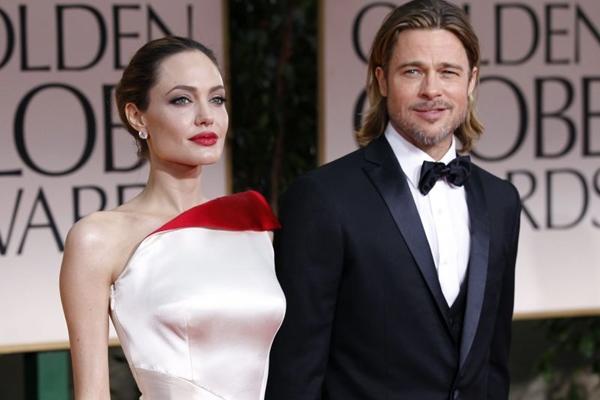Em 2013, a atriz também causou espanto durante aparição no Globo de Ouro. A magreza de Jolie chamou atenção dos fãs e famosos.  (MARIO ANZUONI/Divulgação)